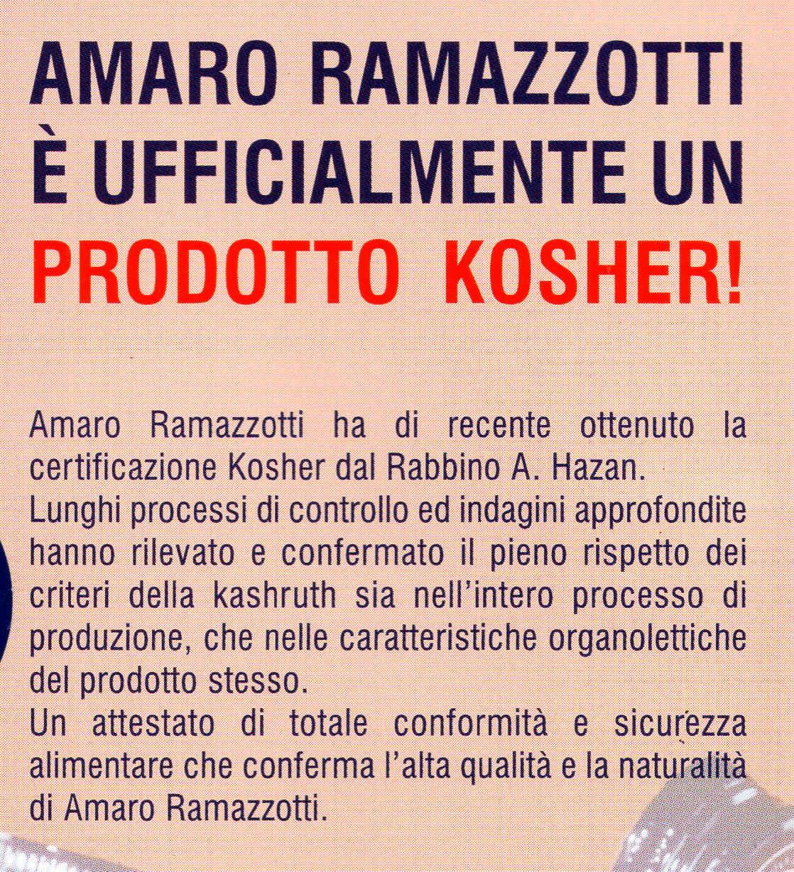 Kosher Food List Italy