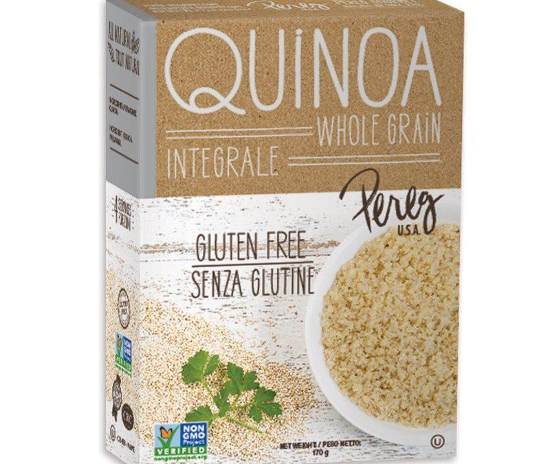 Quinoa Di Pereg Natural Gourmet Food Distribuite Da Eurofood