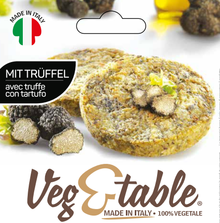 BURGHER al tartufo vegetali